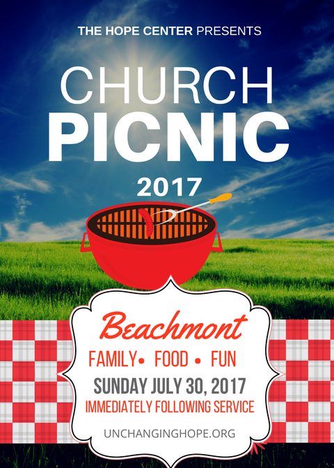 Church Picnic Sign-Up - The Hope Center